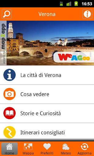 Verona una guida utile