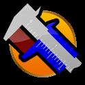 Vernier Caliper Simulator icon