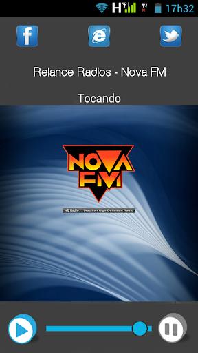 Relance Rádios - Nova FM