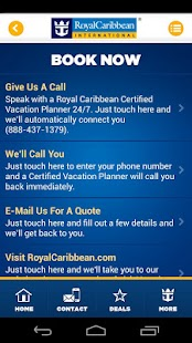Royal Caribbean International - screenshot thumbnail