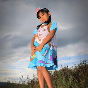 My Litle Angel by Edo Amaramukti - Babies & Children Child Portraits