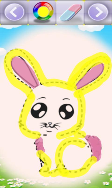 Funny bunny- screenshot