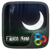 Fallen Moon GO Launcher Theme