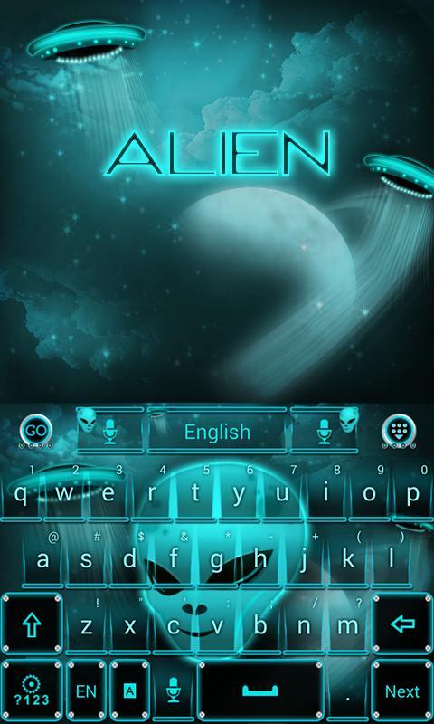 Alien-Space-GO-Keyboard-Theme 9