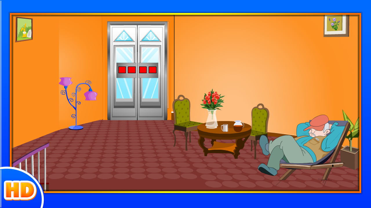 Escape From The Abductor- screenshot