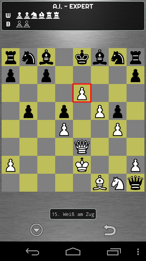 Chess Mobile - screenshot