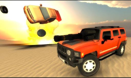 4x4 Desert Safari Attack