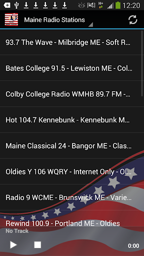 Maine Radio Stations USA
