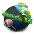 Bahrain's Recycle Map icon