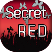 Theme SecretRED HD Go Launcher