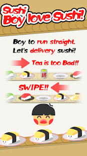 Sushi Boy screenshot