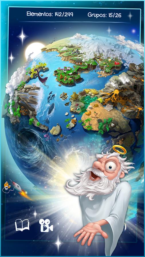 Doodle God™: captura de pantalla