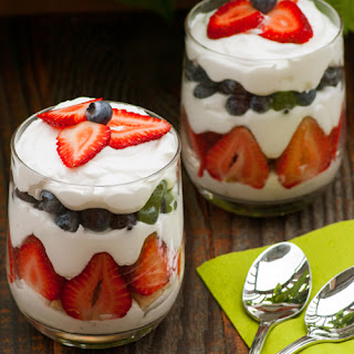 Dairy Free Coconut Berry Trifle Recipe