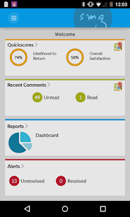 SMG Reporting - screenshot thumbnail