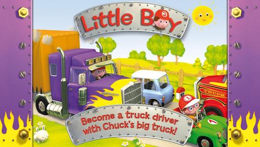 Chuck's big truck - Little Boy