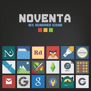 Noventa - Icon Pack v2.2.1.0