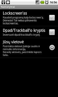 Šiandien - screenshot thumbnail
