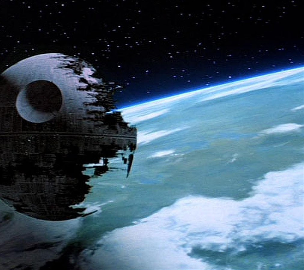 Pixel Star Wars Live Wallpaper