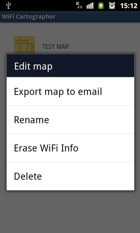 WiFi Maps Light - screenshot