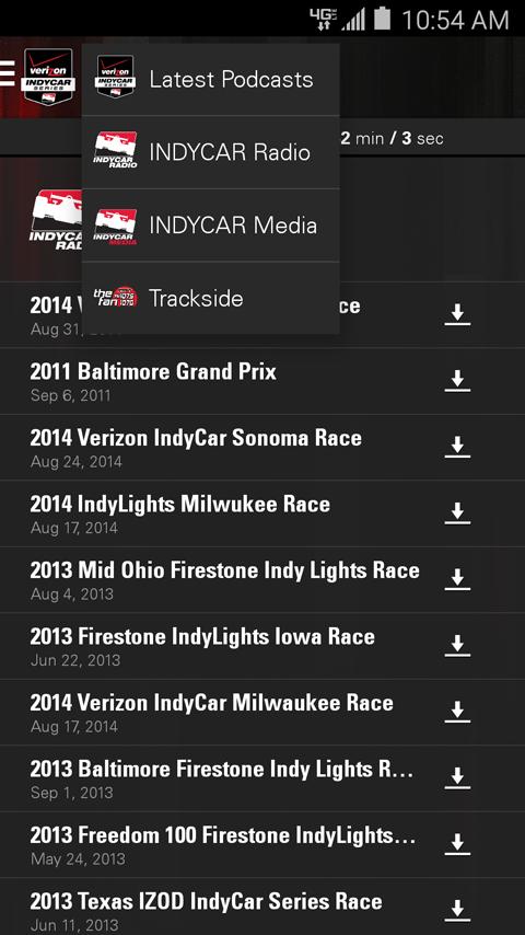 INDYCAR 15- screenshot