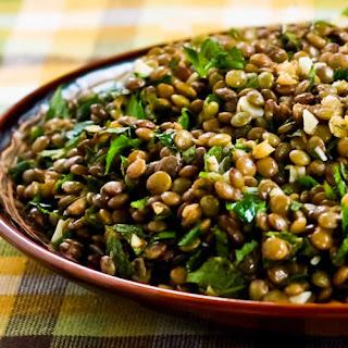 Black Lentil Salad Recipes.