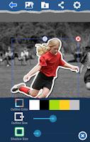 Screenshot of StickIt! - Photo Sticker Maker