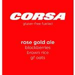 Logo for Corsa Beer