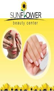 sun flower beauty center - screenshot thumbnail