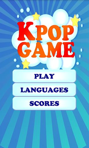 KPop Game