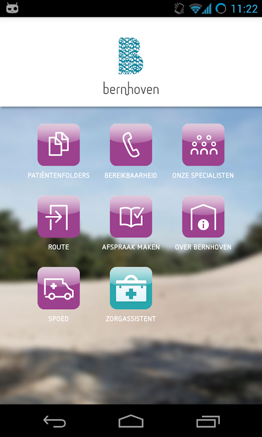 Bernhoven - screenshot