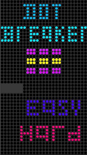 Dot Break dot view game