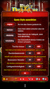 Mighty Dungeons Deutsch