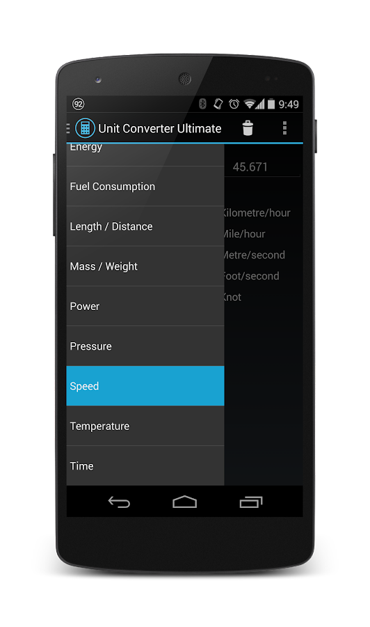 Unit Converter Ultimate - screenshot