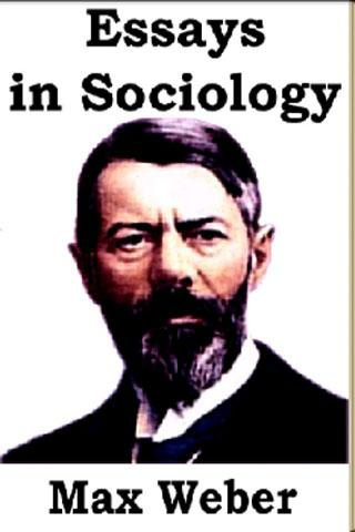 Max Weber: Essays in Sociology - Android Apps on Google Play
