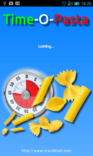 Time-O-Pasta