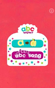 abc Wow! - Kids' Alphabet Fun - screenshot thumbnail
