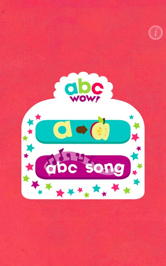 abc Wow! Kid Alphabet Letters- screenshot