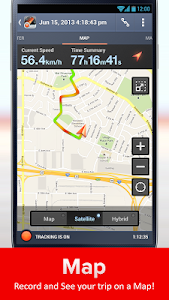 Speed Tracker, GPS speedometer v2.1.0