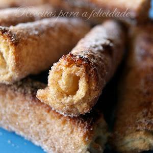 Baked Cinnamon Wraps