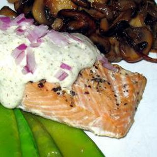 Alder Plank Smoked Salmon