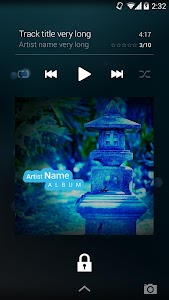 NRGplayer music player v1.1.8d