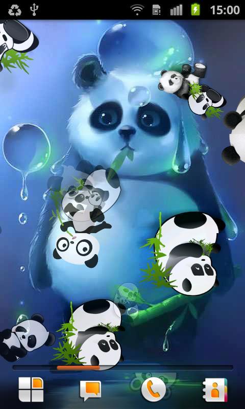 imagenes de pandas animados para fondo de pantalla imagui