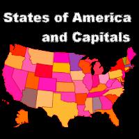 Quiz: States (US) and Capitals 1.12