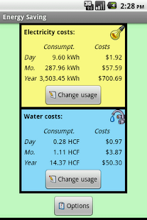 Energy Saving- screenshot thumbnail