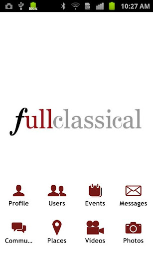 fullclassical