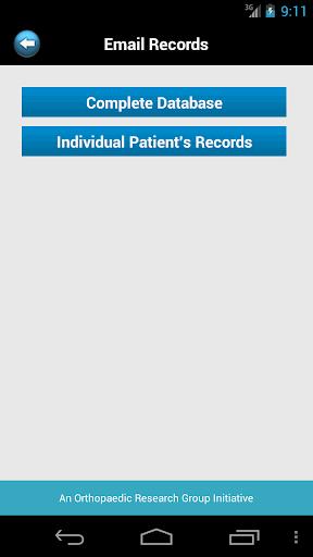 玩免費醫療APP|下載Goniometer Records app不用錢|硬是要APP