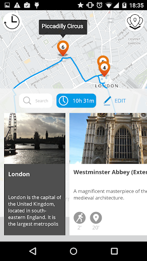 【免費旅遊App】London Smart City Guide-APP點子
