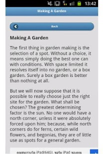 A Gardeners Handbook: Volume 1- screenshot thumbnail