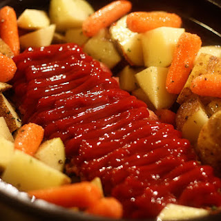 Crockpot Meatloaf.