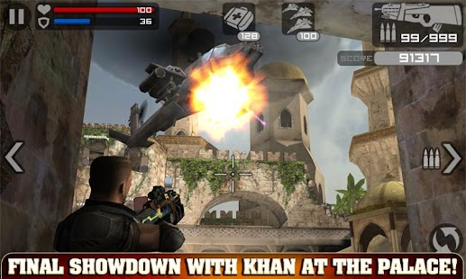 FRONTLINE COMMANDO - screenshot thumbnail